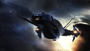 Pictures Star Citizen Starship Games Fantasy