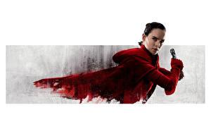 Wallpaper Star Wars: The Last Jedi Daisy Ridley Rey Girls Celebrities