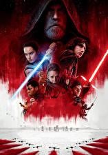 Images Star Wars: The Last Jedi Warriors Daisy Ridley Swords Princess Leia Organa, R2-D2, Poe Dameron, Kylo Ren, Captain Phasma, Maz Kanata, Supreme Leader Snoke, General Hux, Lieutenant Connix, Rose Tico