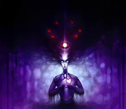 Wallpapers Supernatural beings Sorcery Fantasy