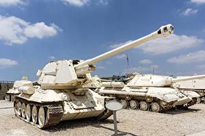 桌面壁纸,,坦克,T-34坦克,俄,T-34-100,陆军
