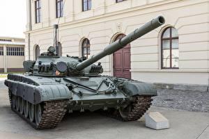 Bilder Panzer T-72 Russischer M