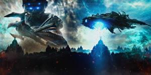 Pictures Technics Fantasy Beyond Skyline Movies