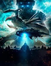 Picture Technics Fantasy Beyond Skyline film