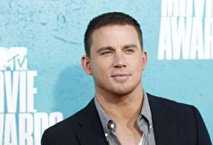 Images Men Channing Tatum Staring Beautiful Celebrities