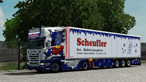 Picture Scania Lorry Tuning automobile
