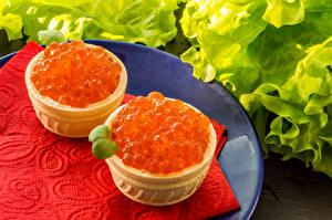 Hintergrundbilder Meeresfrüchte Kaviar Backware Lebensmittel