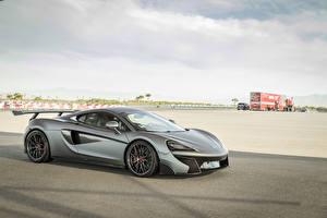 Image McLaren Gray 2016-17 Vorsteiner 570-VX Aero Cars