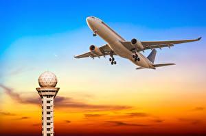Hintergrundbilder Flugzeuge Passengers 2016 Himmel Flug Luftfahrt