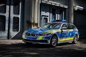 Image BMW Tuning Police 2017 530d xDrive Touring Polizei automobile