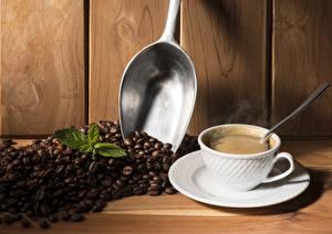 Fotos Kaffee Getränke Tasse Getreide Löffel Lebensmittel