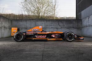 Hintergrundbilder Formel 1 Seitlich Orange 2000 Arrows A21 Autos Sport