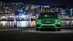 Image Mercedes-Benz Front Green 4MATIC GLA AMG auto