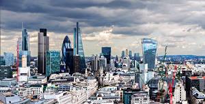 Bilder Vereinigtes Königreich Gebäude Wolkenkratzer London Megalopolis