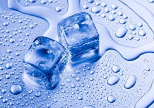 Desktop wallpapers Water Ice Drops