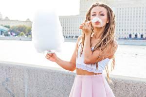 Photo Dreads Sugar female