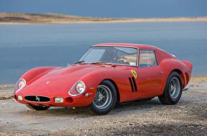 Images Ferrari Red Metallic 1962 250 GTO Scaglietti Cars