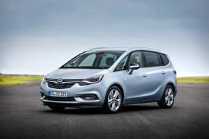 Hintergrundbilder Opel 2011 Zafira (C)