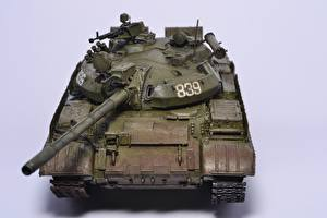 Photo Tanks Toy Russian T-55 Army