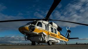 Sfondi desktop Elicotteri Sikorsky S-70A
