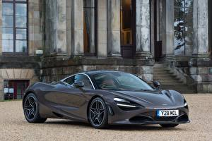 Pictures McLaren Grey Metallic 2017-18 720S Coupe Launch Edition auto