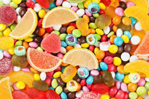 Hintergrundbilder Süßigkeiten Bonbon Viel Marmelade Dragee