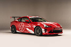 Hintergrundbilder Toyota Fahrzeugtuning Rot 2016 GT86 CS Autos