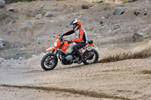Bilder BMW - Motorrad Motorradfahrer Uniform Helm 2016 Motorrad Concept Lac Rose Motorräder