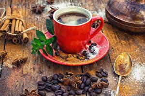 Hintergrundbilder Kaffee Zimt Tasse Rot Getreide Zucker Lebensmittel