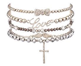 Image Jewelry Necklace White background English