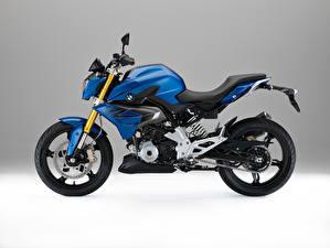 Fotos BMW - Motorrad Seitlich 2015-16 G 310 R