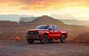 Fotos Chevrolet Pick-up Rot silverado lt-z71 2019