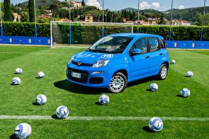 Pictures Fiat Light Blue Metallic 2016 Pandazzurri auto
