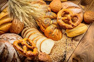 Hintergrundbilder Backware Brot Brötchen Ähren Lebensmittel