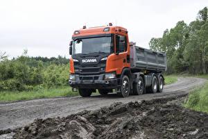 Picture Scania Trucks