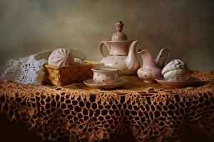Hintergrundbilder Stillleben Zefir Flötenkessel Tisch Tasse