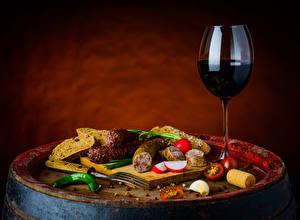 Hintergrundbilder Wein Brot Wurst Gemüse Weinglas