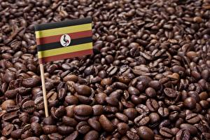 Pictures Coffee Grain Flag Food