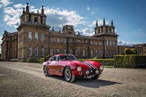 Photo Ferrari Vintage Pininfarina Red Automobile 1956-57 250 GT Berlinetta Tour de France Cars