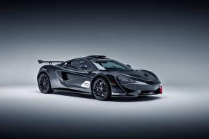 Wallpapers McLaren Gray 2018 MSO X Cars