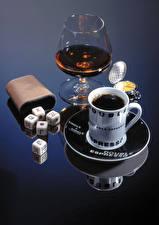 Photo Coffee Alcoholic drink Cup Stemware Food