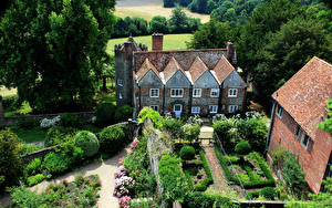 Images England Building Gardens Design From above Rotherfield Greys Cities