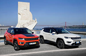 Image Jeep Two Metallic 2017 Compass Trailhawk Worldwide automobile