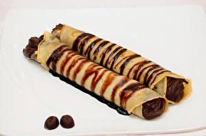 Image Pancake Chocolate 2 Food