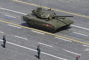Picture Tank Russian 2015-18 T-14 Armata Army