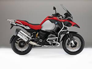 Bilder BMW - Motorrad Seitlich 2015-16 R 1200 GS Adventure