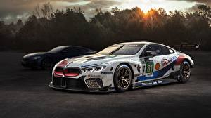 Wallpapers BMW Tuning M8 2018 GTE auto