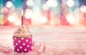 Hintergrundbilder Kerzen Cupcake Geburtstag Lebensmittel