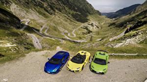 Bilder Lamborghini Drei 3