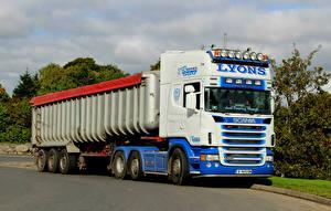 Image Scania Lorry R580 8V 6 X 2 B 9692BM
